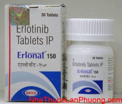 Gia Thuoc Erlonat 150 mg Erlotinib dieu tri ung thu phoi tphcm hanoi (2)