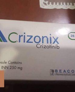 Thuoc Crizonix 250mg Crizotinib dieu tri ung thu phoi (1)