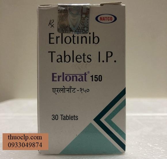 Thuoc Erlonat 150 mg Erlotinib dieu tri ung thu phoi (1)