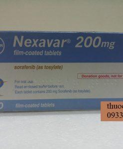 Thuoc Nexavar 200mg dieu tri ung thu gan than (1)