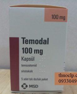 Thuoc Temodal 100mg Temozolomide dieu tri ung thu nao (1)
