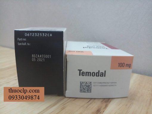 Thuoc Temodal 100mg Temozolomide dieu tri ung thu nao (4)