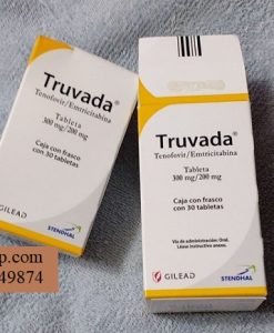 Thuoc Truvada Emtricitabine 200mg Tenofovir 245mg ngua phoi nhiem HIV (4)