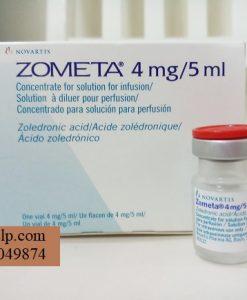 Thuoc Zometa 4mg 5ml Axit Zoledronic ung thu tuy xuong (1)