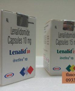 Thuoc Lenalid 10mg 15mg 25mg Lenalidomide dieu tri ung thu mau (10)