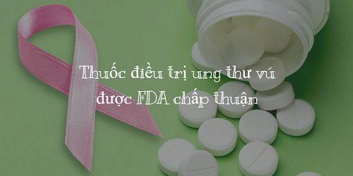 Thuoc dieu tri ung thu vu duoc FDA chap thuan