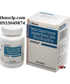 Thuốc Avonza điều trị nhiễm HIV (1)
