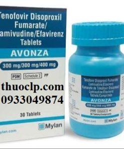 Thuốc Avonza điều trị nhiễm HIV (4)