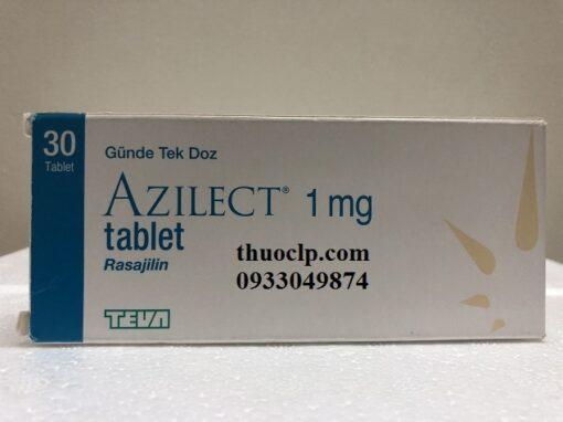Thuốc Azilect 1mg Rasagiline điều trị bệnh Parkinson (1)
