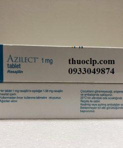 Thuốc Azilect 1mg Rasagiline điều trị bệnh Parkinson (2)