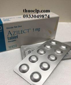 Thuốc Azilect 1mg Rasagiline điều trị bệnh Parkinson (5)