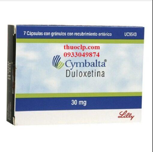 Thuốc Cymbalta 30mg & 60mg Duloxetine điều trị trầm cảm (3)