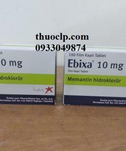 Thuốc Ebixa 10mg Memantine điều trị bệnh Alzheimer (1)