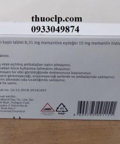 Thuốc Ebixa 10mg Memantine điều trị bệnh Alzheimer (5)
