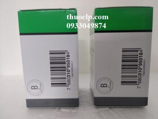 Thuốc Florinef 0.1mg Fludrocortison acetate điều trị suy vỏ thượng thận (4)