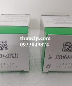 Thuốc Florinef 0.1mg Fludrocortison acetate điều trị suy vỏ thượng thận (5)