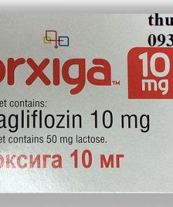 Thuốc Forxiga 10mg Dapagliflozin điều trị đái tháo đường (1)