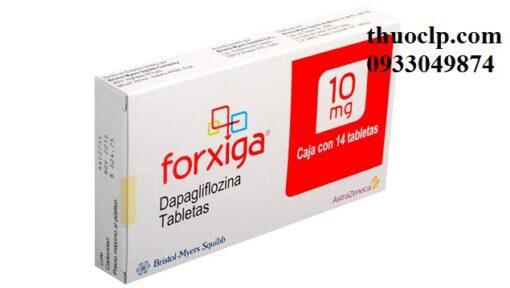 Thuốc Forxiga 10mg Dapagliflozin điều trị đái tháo đường (5)