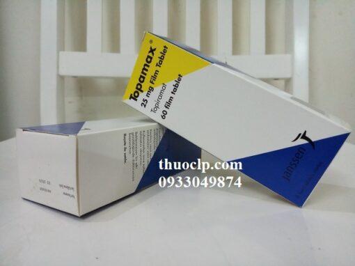 Thuốc Topamax 25mg Topiramate điều trị phòng chống động kinh (4)