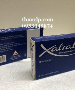Thuốc Xatral 10mg Alfuzosin Hydrochloride điều trị bệnh tăng sản tuyến tiền liệt lành tính (BPH) (3)