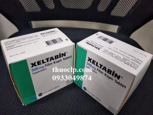 Thuốc Xeltabine 500mg Capecitabine điều trị ung thư trực tràng (3)