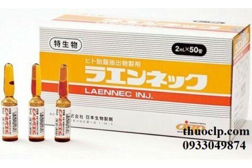 Thuốc Laennec 112mg Placenta Extract (Human) cải thiện sức khỏe (1)