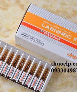 Thuốc Laennec 112mg Placenta Extract (Human) cải thiện sức khỏe (4)