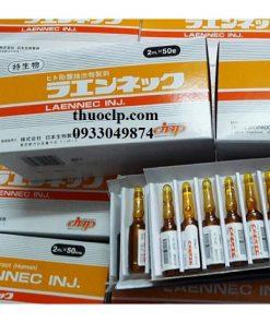 Thuốc Laennec 112mg Placenta Extract (Human) cải thiện sức khỏe (5)