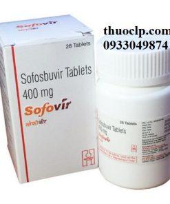 Thuốc Ledifos 90mg/400mg Ledipasvir và Sofosbuvir điều trị viêm gan C (3)