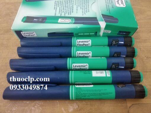 Thuốc Levemir 100U/ml Insulin detemir điều trị bệnh tiểu đường (4)