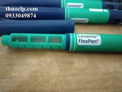 Thuốc Levemir 100U/ml Insulin detemir điều trị bệnh tiểu đường (5)
