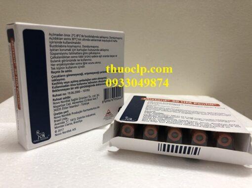 Thuốc Mixtard 30 Insulin human (rDNA) điều trị bệnh tiểu đường (2)