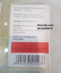 Thuốc Noxalk 150mg Certinib điều trị ung thư phổi không phải tế bào nhỏ (3)