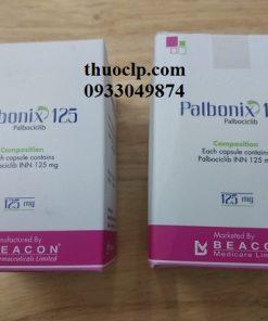 Thuốc Palbonix 125mg Palbociclib điều trị ung thư vú tiến triển và di căn (1)