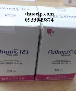 Thuốc Palbonix 125mg Palbociclib điều trị ung thư vú tiến triển và di căn (2)