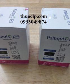 Thuốc Palbonix 125mg Palbociclib điều trị ung thư vú tiến triển và di căn (4)