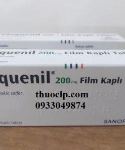 Thuốc Plaquenil 200mg Hydroxychloroquine điều trị hoặc ngăn ngừa bệnh sốt rét (1)