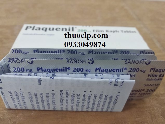tuong-tac-thuoc voi-plaquenil-200mg-hydroxychloroquine