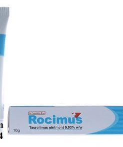 Thuốc Rocimus 10g Tacrolimus điều trị bệnh chàm thể tạng (1)