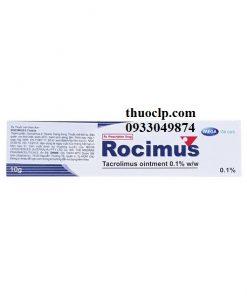 Thuốc Rocimus 10g Tacrolimus điều trị bệnh chàm thể tạng (2)