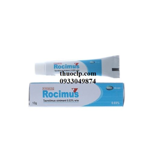 Thuốc Rocimus 10g Tacrolimus điều trị bệnh chàm thể tạng (3)