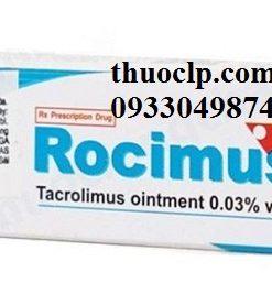 Thuốc Rocimus 10g Tacrolimus điều trị bệnh chàm thể tạng (4)