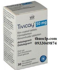 Thuốc Tivicay 50mg Dolutegravir điều trị nhiễm HIV (5)