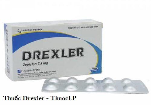 Thuoc Drexler