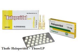 Thuoc Haloperidol