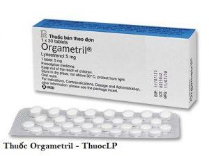 Thuoc Orgametril