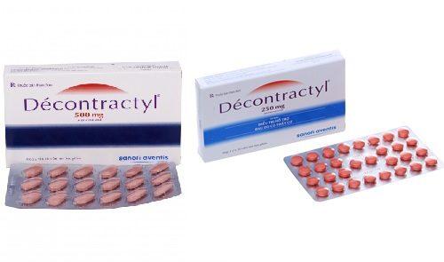 thuoc Decontractyl (1)