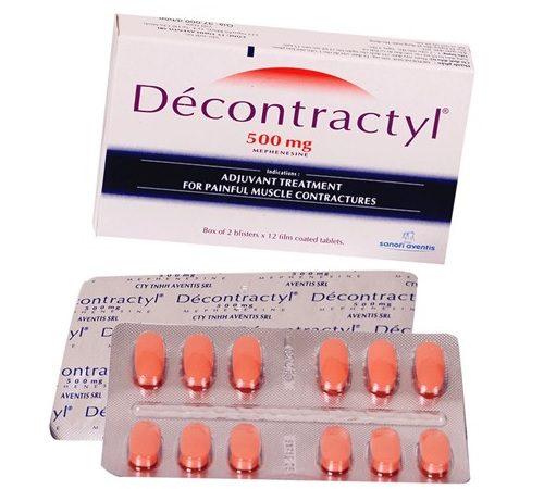 thuoc Decontractyl (3)