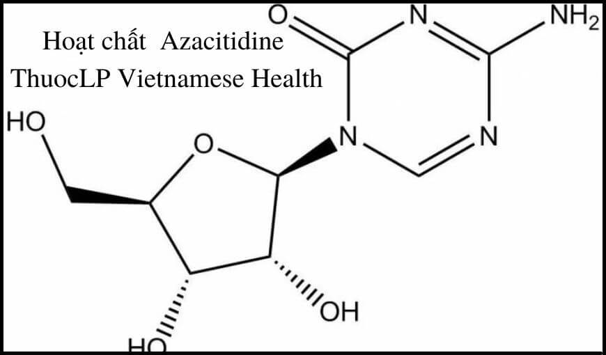 hoat-chat-azacitidine-chi-dinh-tuong-tac-thuoc