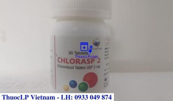 thuoc-chlorasp-2mg-gia-bao-nhieu